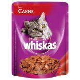 Whiskas Carne En Sobre 85 Gr