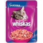 Whiskas Sardina En Sobre 85 Gr