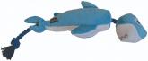 Clint peluche tiburón para perros Gloria