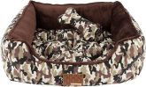 Cama Puppia legend square marron camo