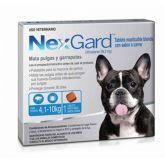 Merial Nexgard 4 A 10 Kg