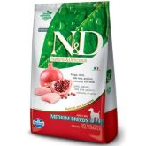 Nyd perro grain free adulto medium 10kg