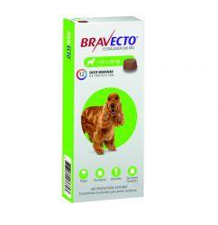 Bravecto Comprimido para Perros de 10 - 20 kg