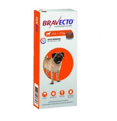 Bravecto Comprimido para Perros de 4