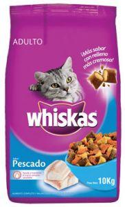 Whiskas Pescado