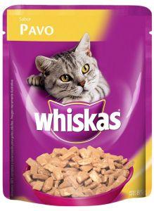 Whiskas Pavo En Sobre 85 Gr