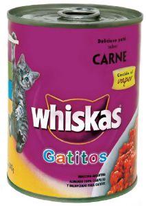 Whiskas Gatitos En lata 340 Gr