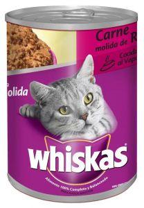 Whiskas Carne En lata 340 Gr