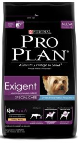 Pro Plan Exigent Dog Smallbreed