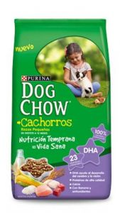 Dog Chow Cachorro Raza Pequeña 3 Kg