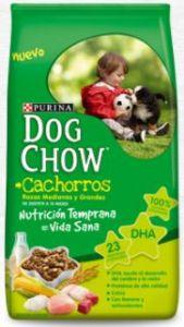 Dog Chow Cachorro Raza Mediana y Grande