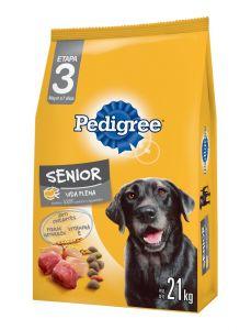 Pedigree Senior + 7 Años
