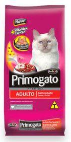 Primogato Premium Carne Y leche