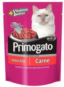 Primogato Carne Saché 85G