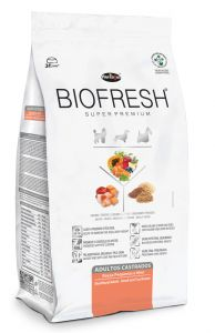 Biofresh Castrado Razas Pequeñas