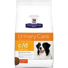 Hill's Canine C/D 3.9 Kg