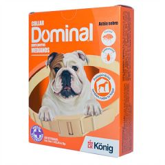 Konig Dominal Collar Mediano