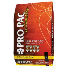 Pro Pac Ultimates large Breed Adulto 20Kg
