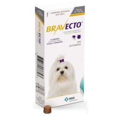 Bravecto Comprimido para Perros de 2 - 4