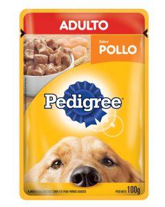 Pedigree Pollo En Sobre 100 Gr