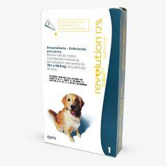 Revolution Pipeta Antiparasitaria Perros 20 a 40 kg