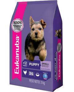 Eukanuba Puppy Small B