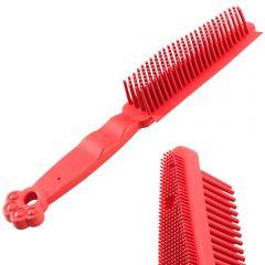 Cepillo de goma para quitar pelo de mascotas y muebles - Todos los largos de pelo