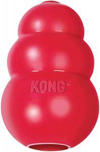Mordedor Dispensador de Caucho Kong