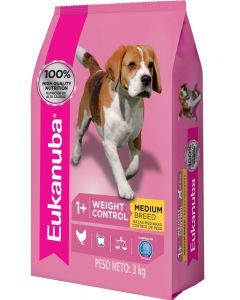 Eukanuba Wcontrol Medium B