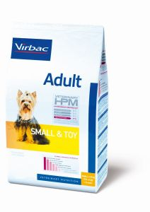Hpm Virbac perros adultos small and toy 3 kg