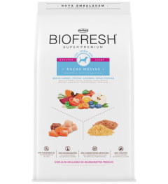 Biofresh light Razas Medias