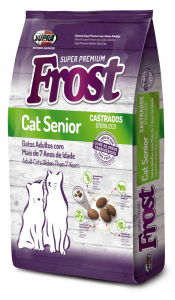 Frost gato senior