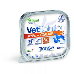 Paté Vet Solution perro renal and oxalate 150g