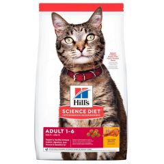 Hills gato adulto optimal care 9,07Kg
