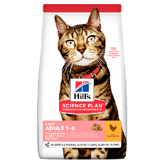 Hill's Feline Adult light