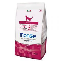 Monge gato adult with chicken 1.5kg