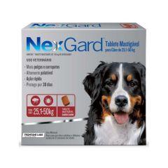 Merial Nexgard 25 A 50 Kg
