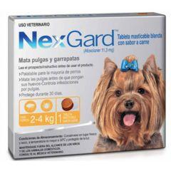 Nexgard 2 A 4 Kg