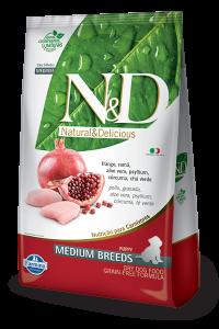 Nyd perro grain free cachorro medium 10kg