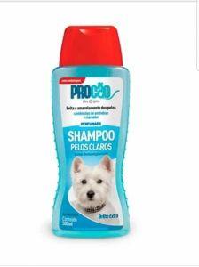 Shampoo Procao pelos claros 500ml