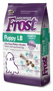Frost Puppy large Breed
