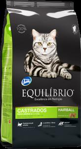 Equilibrio Gato Castrado 1