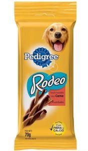 Snack Pedigree Rodeo carne 70g