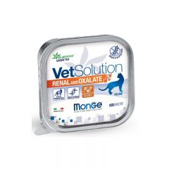 Paté Vet Solution gato renal and oxalate 100g